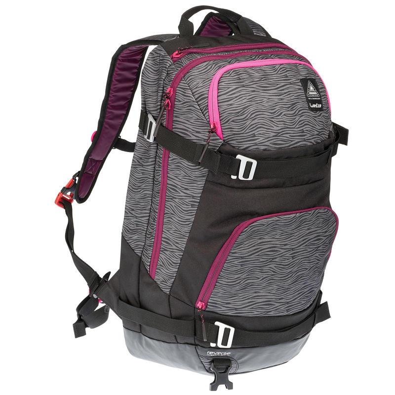 ac550240896a Wed ze FS 500 17 Reverse Backpack - Purple