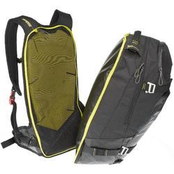 Wed'ze Reverse Defense 700 Backpack - Black P