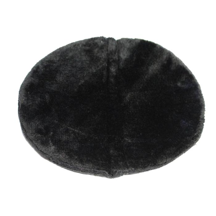 Pad de cruz equitación KONFORT negro