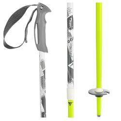 兒童滑雪杖TEAM VARIO 500黃色