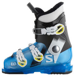 Skischoenen jongen SALOMON TEAM 3 kind SALOMON  blauw - 991328