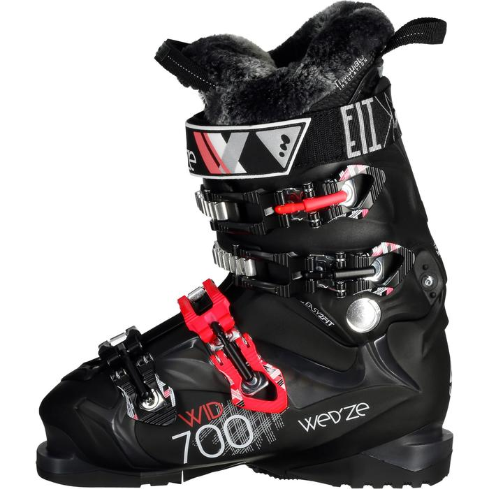 Skischoenen voor dames Wid 700 - 991395
