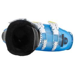 Skischoenen jongen SALOMON TEAM 3 kind SALOMON  blauw - 991446