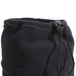 Nekwarrmer fleece Tanka zwart - 991470