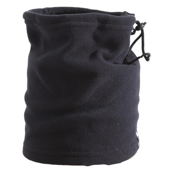 Nekwarrmer fleece Tanka zwart - 991471