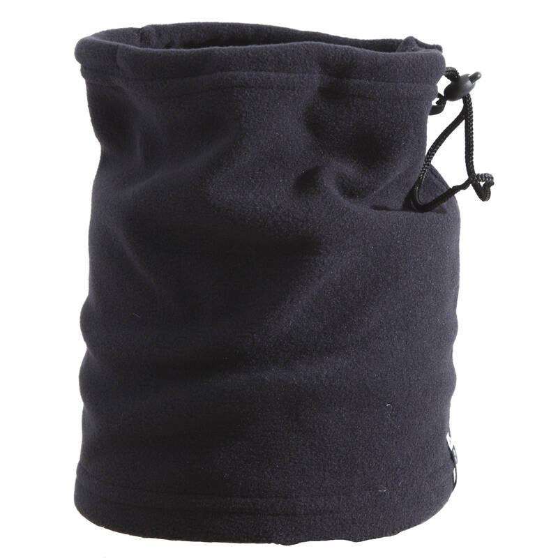 LYŽAŘSKÉ ČEPICE DOSPĚLÍ Lyžování - NÁKRČNÍK ČERNÝ WEDZE - Lyžařské oblečení a doplňky