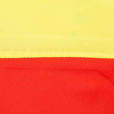 جاكيت إبحار مقاوم للرياح لقارب الإبحار / طوف للأطفال- مرجاني أحمر/أصفر