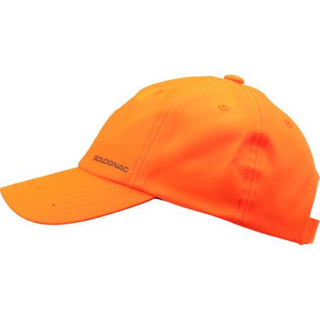 100 HUNTING CAP JUNIOR ORANGE