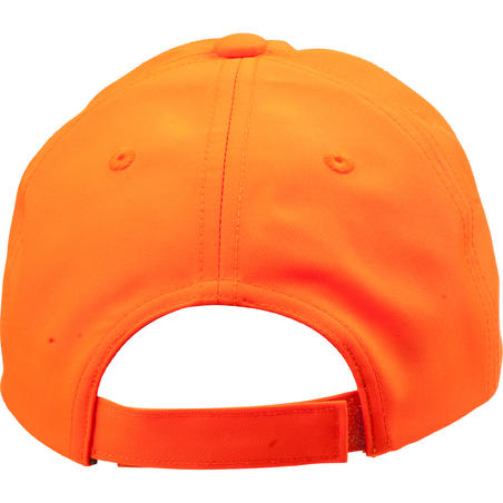 100 HUNTING CAP JUNIOR ORANGE
