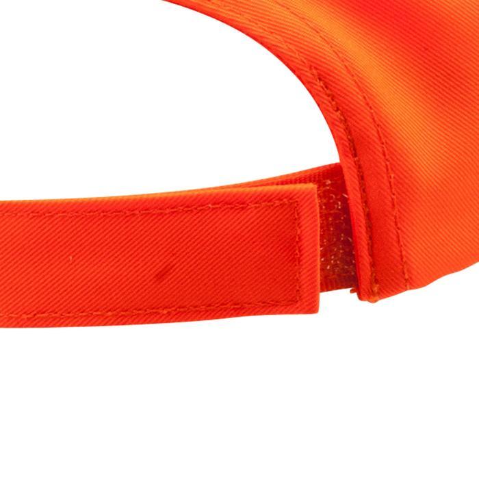 Jagd-Schirmmütze100 Kinder orange