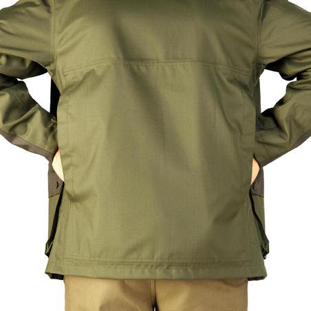 Manteau de chasse imperméable 500