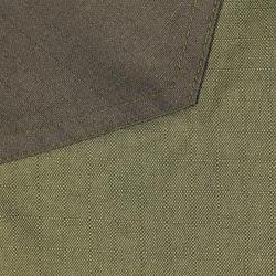 Versterkt regenjack 100 groen - 991670