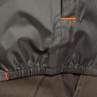 100 Waterproof Light Hunting Jacket - Khaki