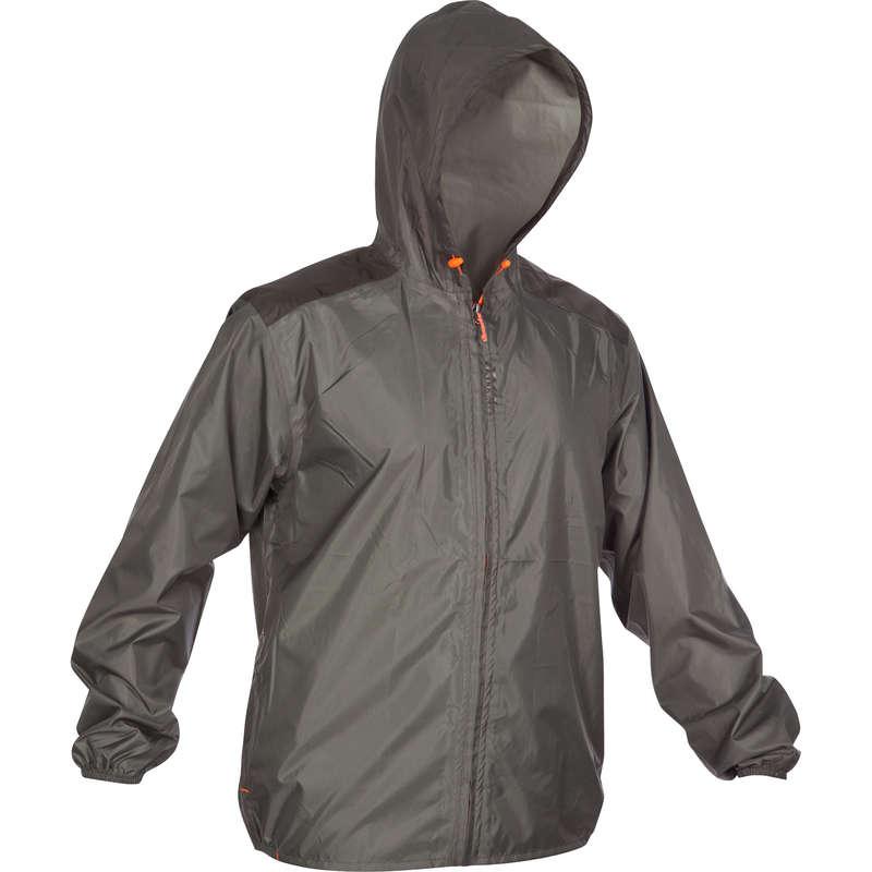 Одежда на дождливую погоду Одежда - КУРТКА ДЛЯ ОХОТЫ ВОДОНЕПР. 100 SOLOGNAC - Куртки