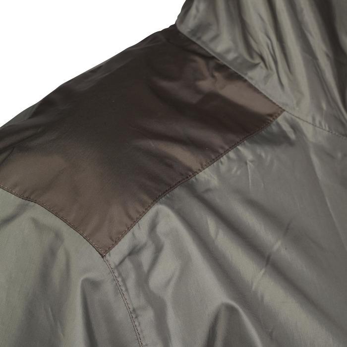 Regenjas voor de jacht Light 100 groen