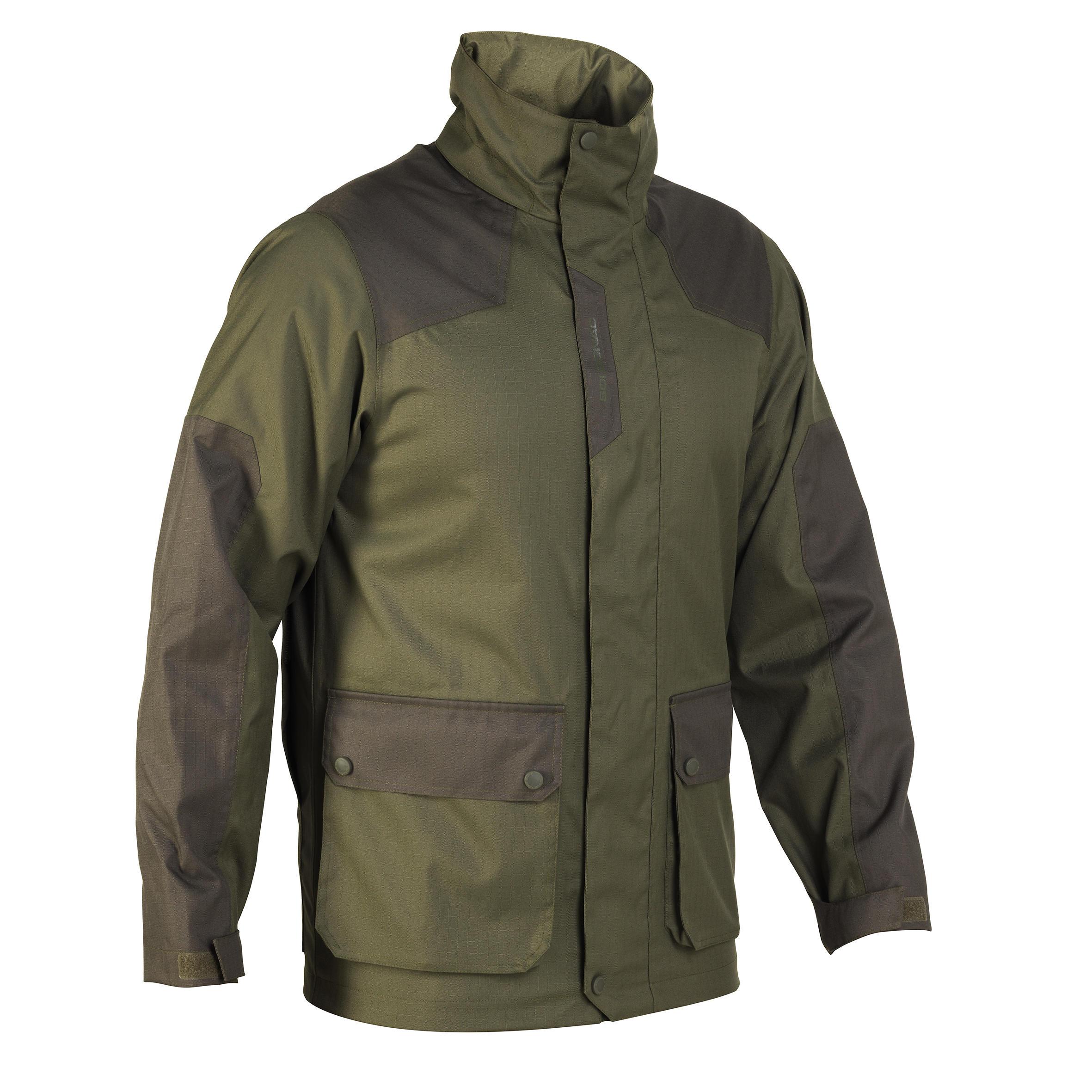 Jachetă Vânătoare 500 verde