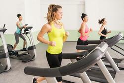 Fitnesstop My Top voor dames, voor cardiotraining - 991929