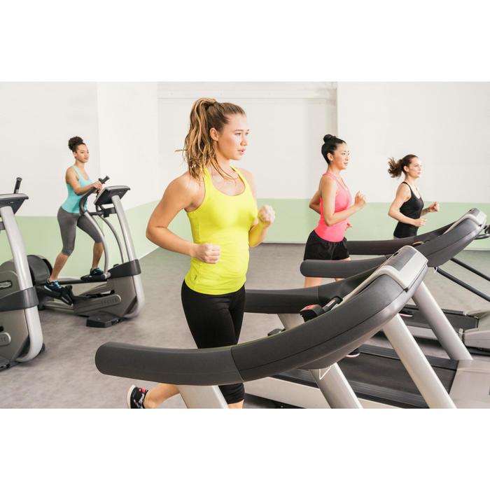 Débardeur fitness cardio femme MY TOP - 991929