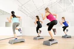 Fitnesstop My Top voor dames, voor cardiotraining - 991933