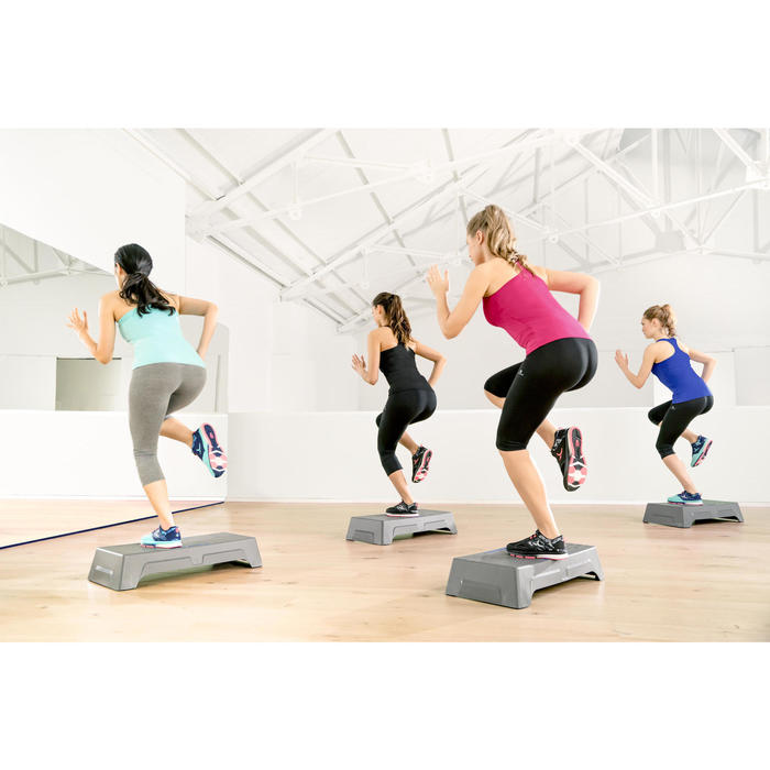 Fitnesstopje My Top dames cardio fluoroze 100
