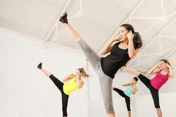 Fitnesstop My Top voor dames, voor cardiotraining - 991937