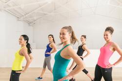 Fitnesstop My Top voor dames, voor cardiotraining - 991948