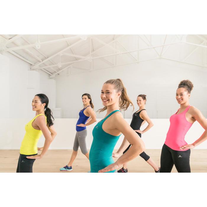 Débardeur fitness cardio femme MY TOP - 991948