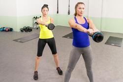 Fitnesstop My Top voor dames, voor cardiotraining - 991956