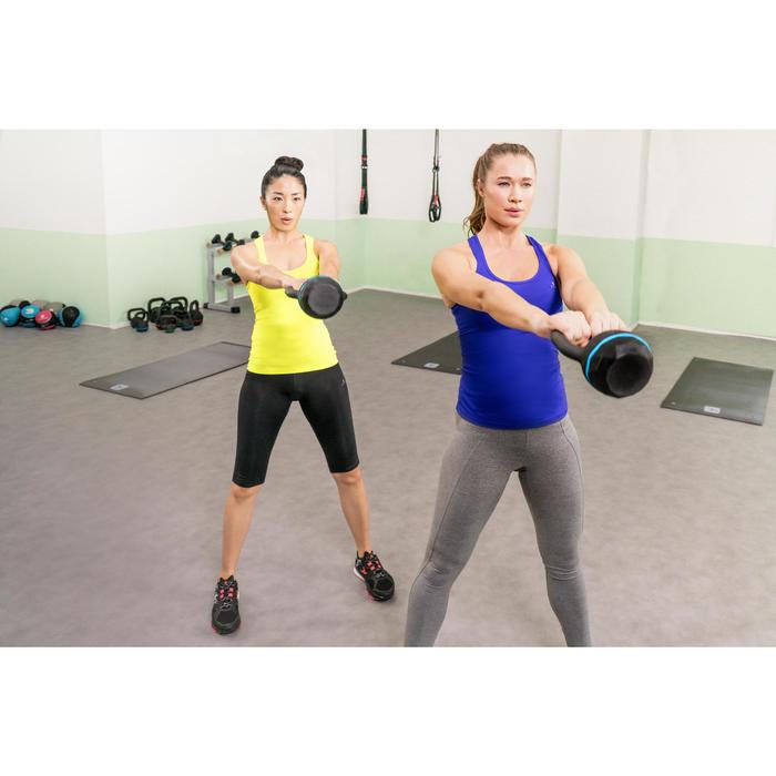 Débardeur fitness cardio femme MY TOP - 991956