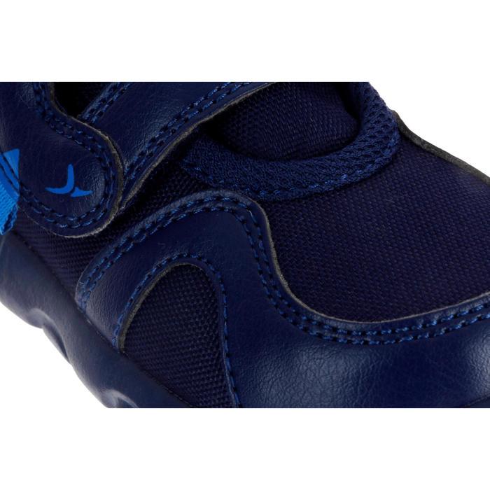Schoentjes Feasy voor kleutergym blauw