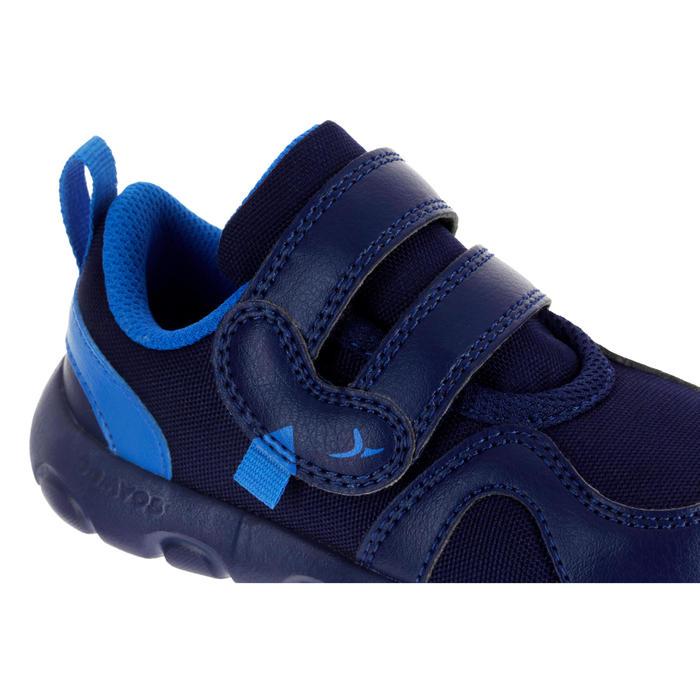 Chaussures FEASY bébé gym bleu