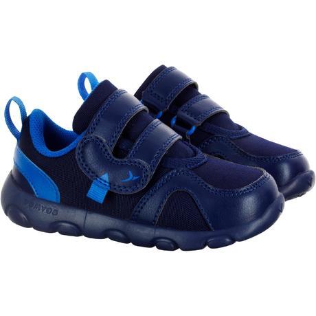 Chaussures feasy b b gym bleu domyos by decathlon for Gimnasio 60 entre 8 y 9