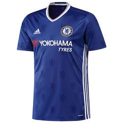 Voetbalshirt  Chelsea thuisshirt voor kinderen blauw