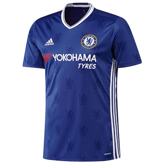 Voetbalshirt  Chelsea thuisshirt voor kinderen blauw - 992239