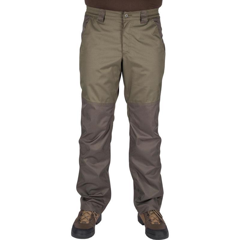 Pantalon Chasse Impermeable 500 Vert Solognac