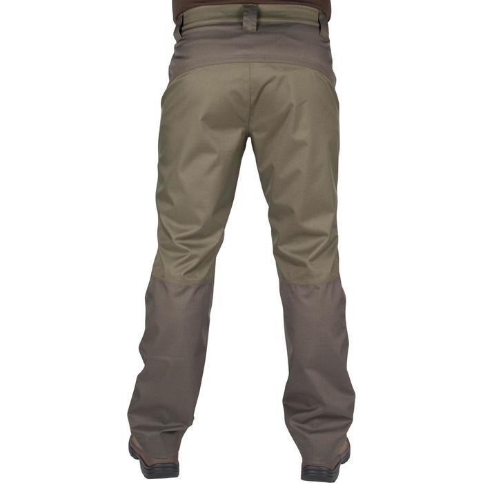 Pantalon imperméable chasse RENFORT 100 VERT - 992273