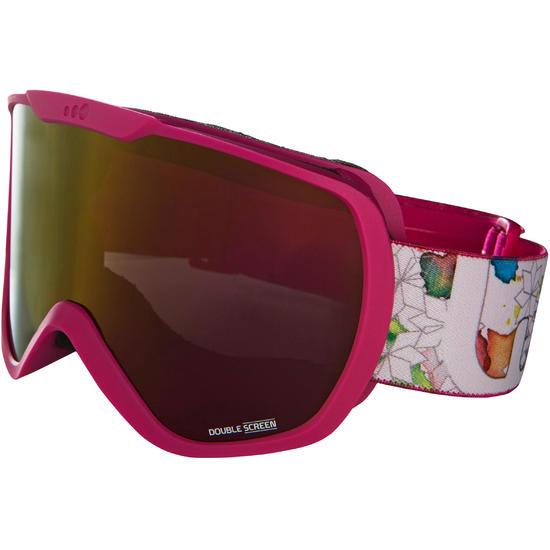 Ski- en snowboardbril voor heren G-TMax 400 zonnig weer - P - 992562