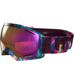Ski- en snowboardbril voor heren Bones 500 zonnig weer - 18