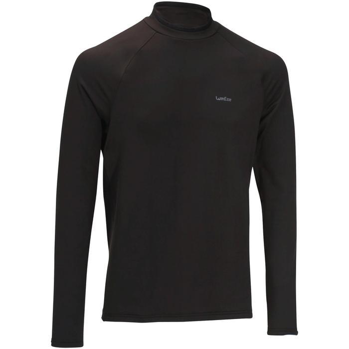 Skiunterhemd Freshwarm Herren schwarz