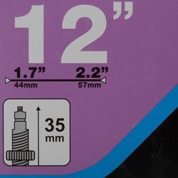 Binnenband 12 x 1.7 Presta-ventiel