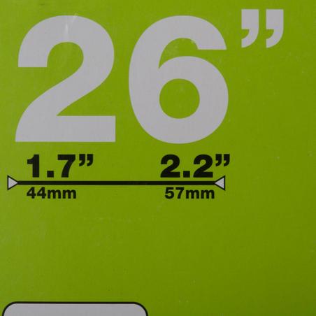 إطار داخلي -2.2 ملم 26x1/7 بَلف PRESTA