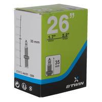 26x1.7/2.2 35mm Inner Tube - Presta