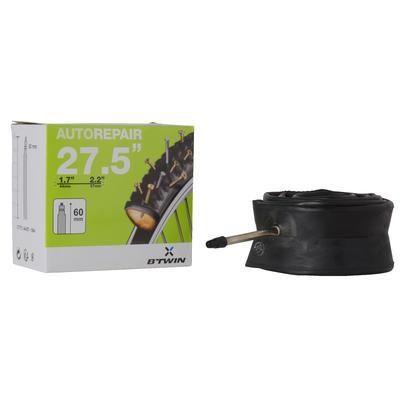 صمام 60مم Presta ذاتي محكم الغلق للإطار المطاطي الداخلي 27.5 × 1.7 /2.2
