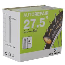 Zelfdichtende binnenband 27.5x1.7/2.2 Presta-ventiel 60 mm - 992722