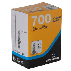 Binnenband 700X35/45 Presta-ventiel 35 mm - 992734