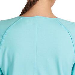 Yoga T-shirt in biokatoen voor dames - 992828