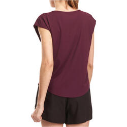 T-shirt fitness Energy loose dames - 992899