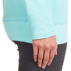 Yoga T-shirt in biokatoen voor dames - 992920