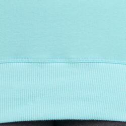 Yoga T-shirt in biokatoen voor dames - 992954