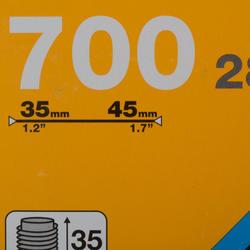 Binnenband 700X35/45 schraderventiel - 993021